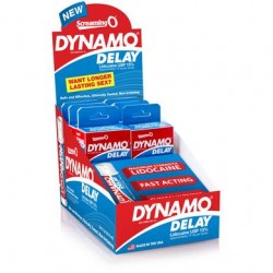 Dynamo Delay Spray - 6 Pack  Display
