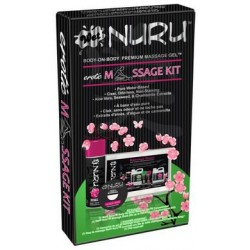 Nuru Erotic Massage Kit