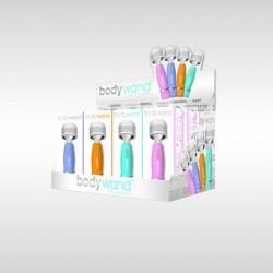 Bodywand Mini Massager Multi-color 12 Pc Display