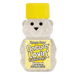 Honey Bear Water-based  Lubricant - 1.7 Oz.