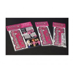 Bachelorette Party Iron-on  Kit - 6 Pack
