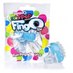 Colorpop Quickie Fingo Tips - Blue