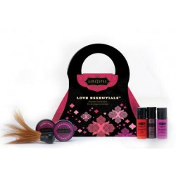 Love Essentials - Romantic  Travel Purse - Raspberry Kiss
