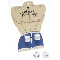 Willy-Play Dice Game