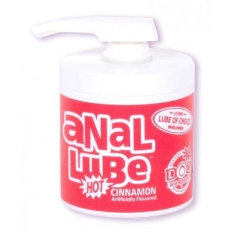 Anal Lube - Hot Cinnamon