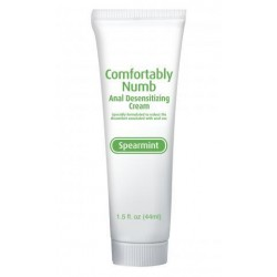 Comfortably Numb Anal Desensitizing Cream - Spearmint