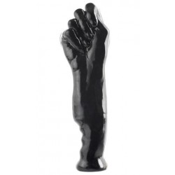 Basix Rubber Works Fist Of Fury - Black