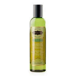 Naturals Massage Oil - Coconut Pineapple - 8 Fl. Oz.