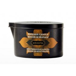 Massage Candle Mediterranean Almond - 6 oz.
