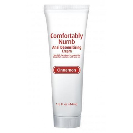 Comfortably Numb Anal Desensitizing Cream - Cinnamon