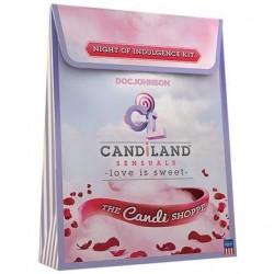 Candiland Sensuals - Night of Indulgence Kit