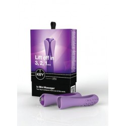 Key Io Mini Massager - Lavender