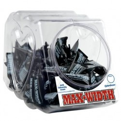 Max-Width 10ml - 100 Count Fishbowl