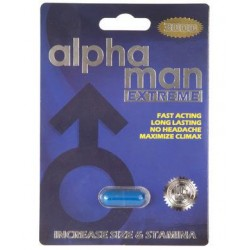 Alphaman Extreme 3000 - 30 Count Display