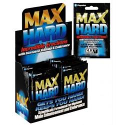 Max Hard 2 Pill Packs - 24 Piece Display