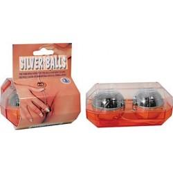 Silver Balls- Silver