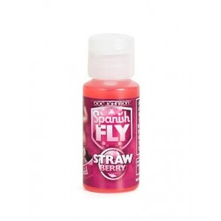 Spanish Fly Sex Liquid 1 oz. bottle - Wild Strawberry