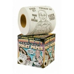 Cousin Stevie's Toilet Paper
