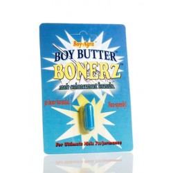 Boy Butter Bonerz with  Boy-arga - One Pill Blister