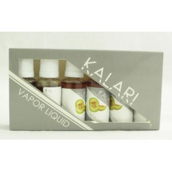 Kalari Vapor Liquid Honeydew  Melon - 6 Pack - 20ml - 8mg