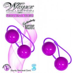 Wisper Collection Nen-Wa Balls - Purple