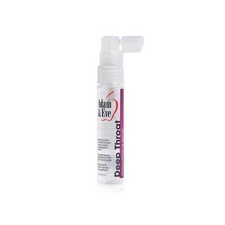 Adam and Eve Deep Throat Spray Desensitizing Spray - 1 Oz.
