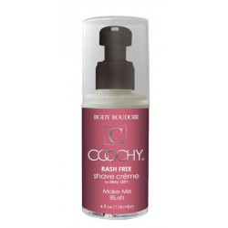Coochy Rash-Free Shave Creme - Make Me Blush - 4 oz.