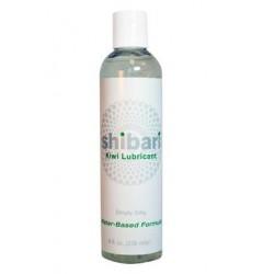 Shibari Kiwi Infused Lubricant  Water-based 8 Oz.