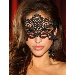 Embroidered Venice Mask
