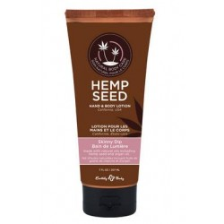 Hemp Seed Hand and Body  Lotion - Skinny Dip - 7 Fl.  Oz.