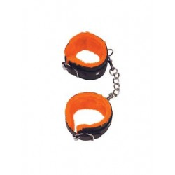 The 9's Orange is the New Black Love Cuffs Wrist - Black
