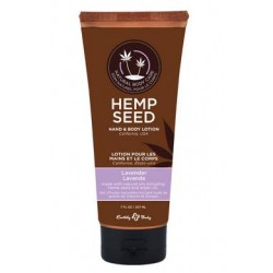 Hemp Seed Hand and Body  Lotion - Lavender - 7 Fl. Oz.