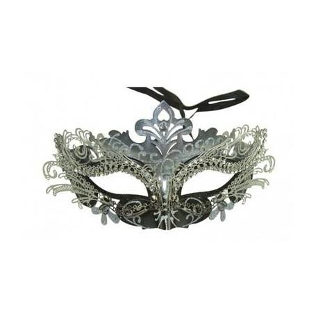 Venetian Burlesque-boutique  Black Mask