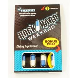 Rock Hard Weekend 3 Count Box