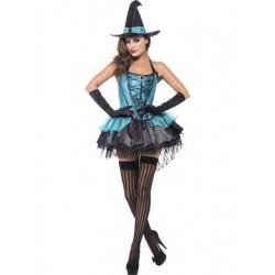 Fever Witch Devine Costume -  Small