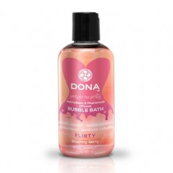 Dona Bubble Bath Flirty Aroma  - Blushing Berry - 8 Oz.