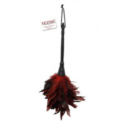 Fetish Fantasy Series Frisky Feather Duster - Red