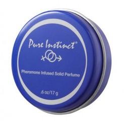 Pure Instinct Solid Pheromone  Perfume - 0.6 Fl. Oz.
