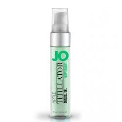 JO Nipple Titillator -  Wintermint - 1 Oz.