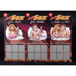 Lotto Sex Scratchers