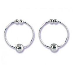 Nipple Rings - Silver