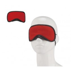 Peek-A-Boo Love Mask - Red