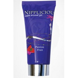 Nipplicious Nipple Arousal Gel - Passion Fruit - 1 oz.