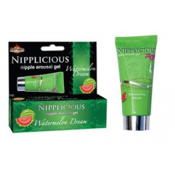 Nipplicious Nipple Arousal Gel - Watermelon Dream - 1 Fl. Oz. - Formerly  Htp742e